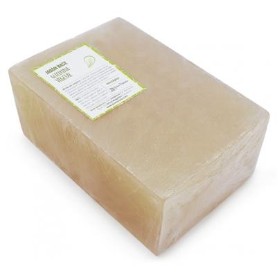 Jabon base de glicerina vegetal