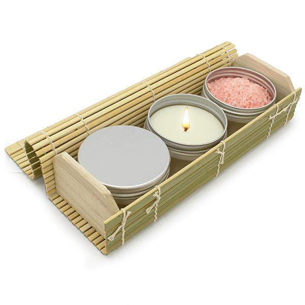 Cofre de bambu