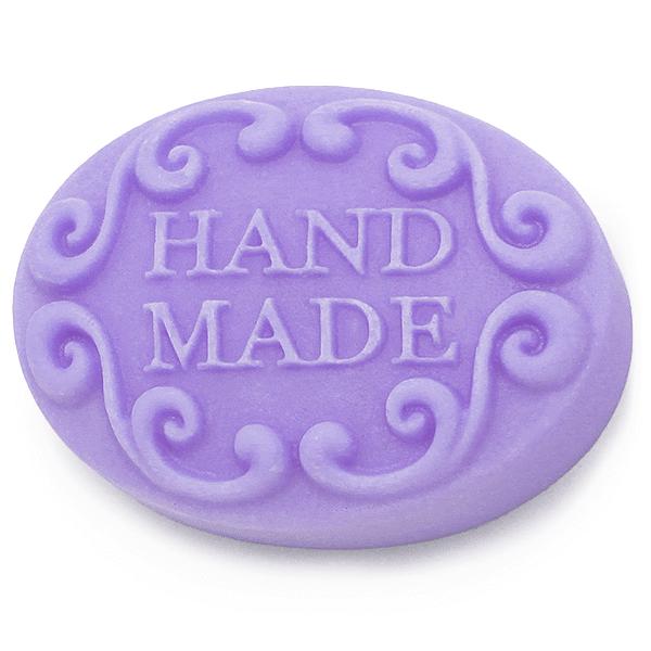 Molde para jabón ovalado Hand Made