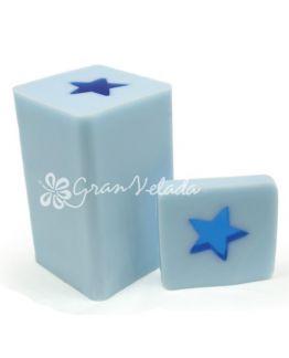 Molde inclusion estrella