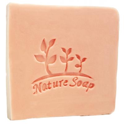 Sello para jabones nature soap