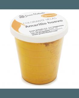 Corante para velas Amarelo Ovo, Pigmento.