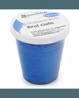 Colorante velas azul cielo pigmento