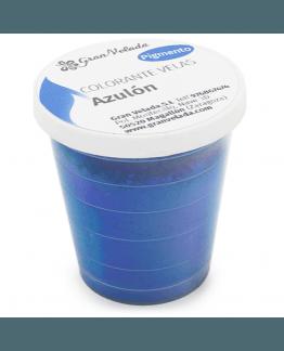 Colorante velas azulon pigmento