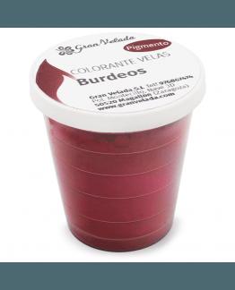 Corante para velas, Pigmento Burdeos (granate)