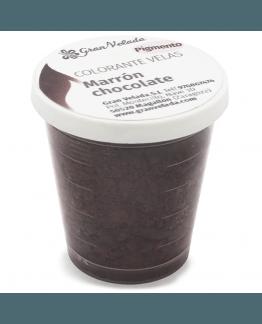 Corante para velas, Pigmento Marrom Chocolate