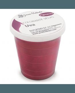 Corante para velas, pigmento cor uva