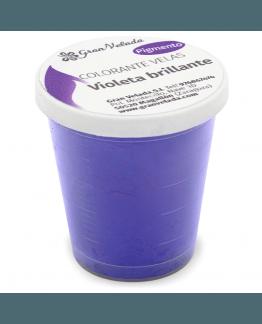 Corante para velas pigmento violeta brilhante