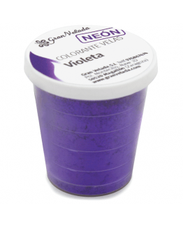 Corante para velas pigmento violeta neon