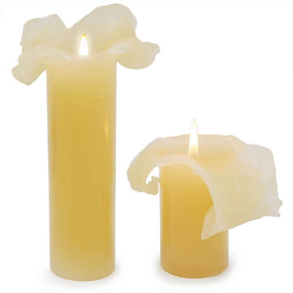 Kit velas flor de loto