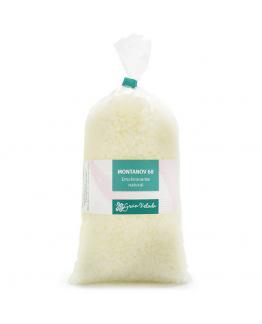 Cera Montanov 68 emulsionante o/w, de orígem vegetal.