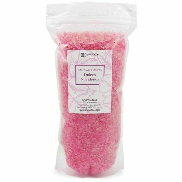 Sais aromaticos doces de natal