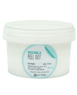 Mascarilla peel off base