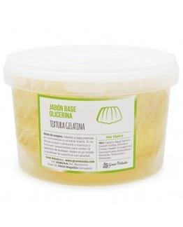 Jabon base gelatina