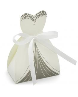 Cajitas para detalle de boda