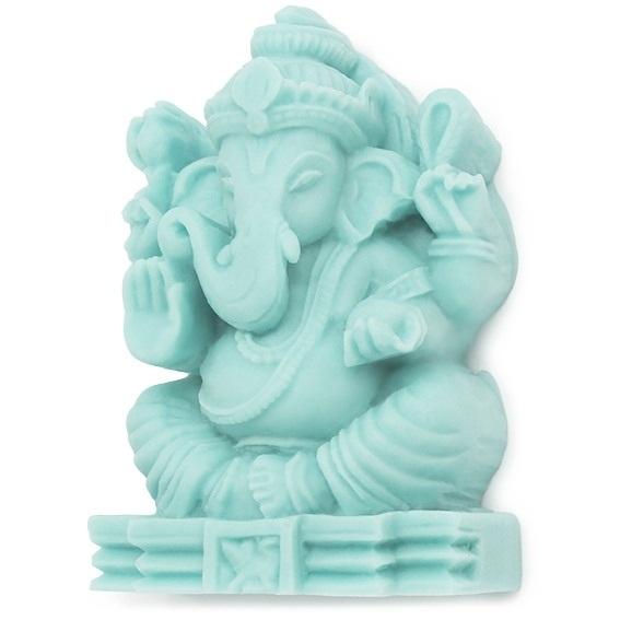 Molde Ganesha jabones o velas