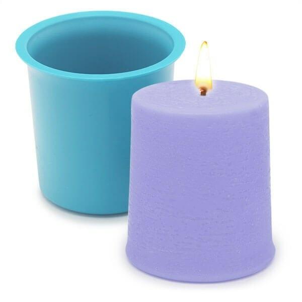 Moldes para velas votivas