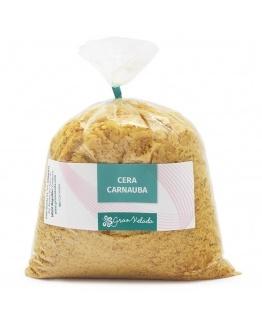 Cera vegetal Carnaúba