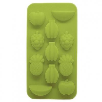 Molde de silicone tutti fruti