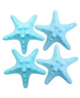 Molde 4 estrellitas de mar