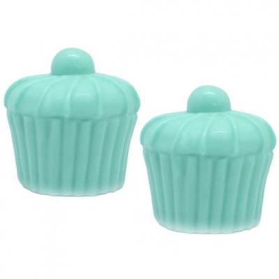 Molde 2 Cupcakes con Guinda