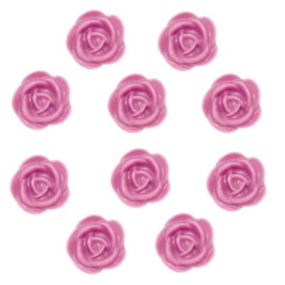 Molde de 10 mini rosas