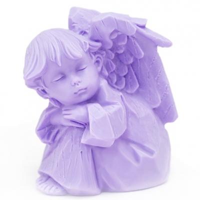 Molde jabon angel celestial