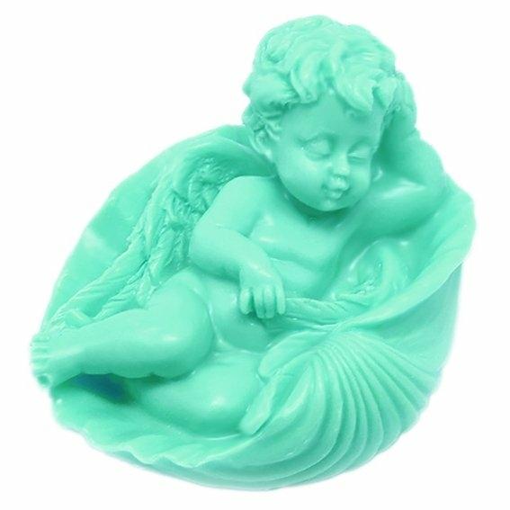 Molde jabones Bebé en concha