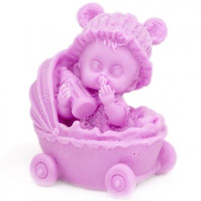 Molde Baby no carrinho