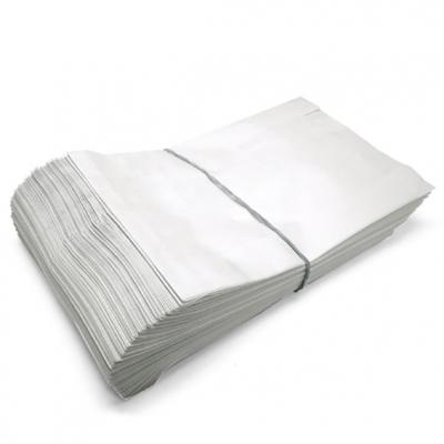 Bolsas de papel blancas