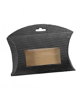 Caixinha envelope micro canal com janela