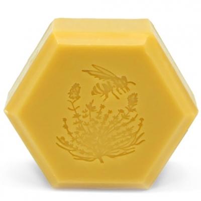 Molde sabonete mel de abelhas