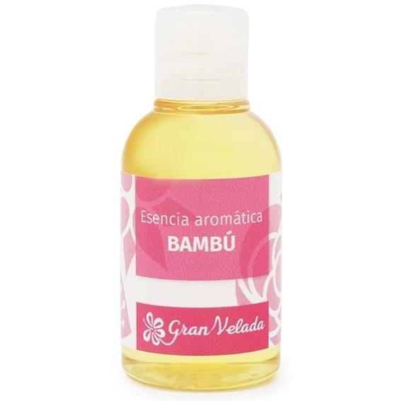 Fragrância aromática de bambu