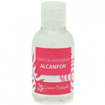 Essencia aromatica de canfora