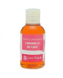 Essência aromática caramelo de coffe