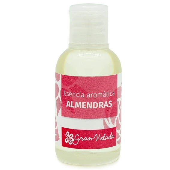 Essencia aromatica de amendoas