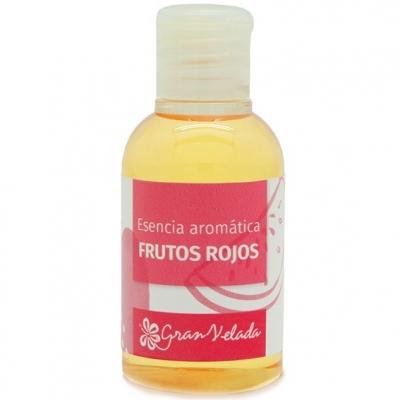 Esencia aromatica de frutos rojos