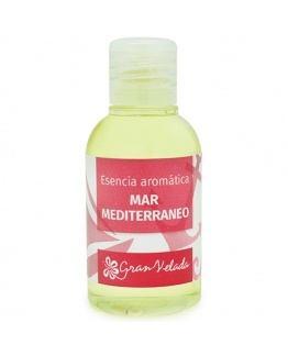 Esencia aromatica mar mediterraneo