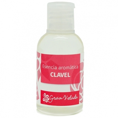Esencia aromatica de clavel