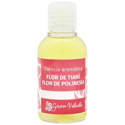 Essência aromática de flor de tiaré