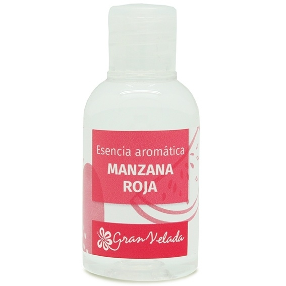 Esencia aromatica de manzana roja