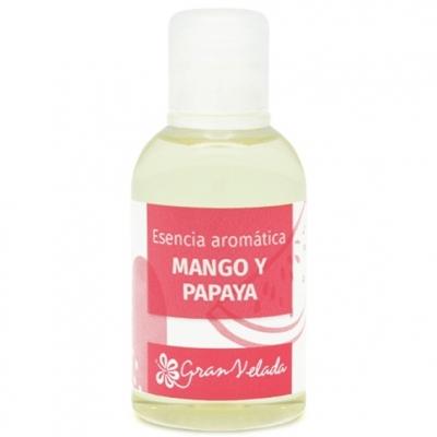 Esencia aromatica mango y papaya
