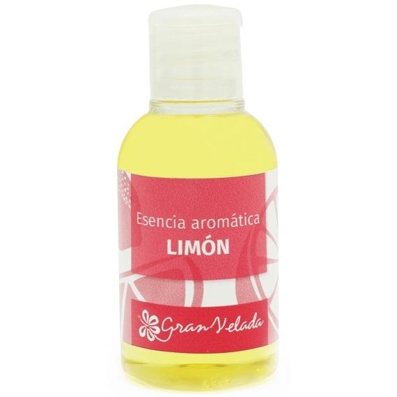 Esencia aromatica de limon