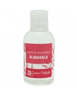 Esencia aromatica de albahaca