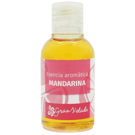 Essencia aromatica de tangerina