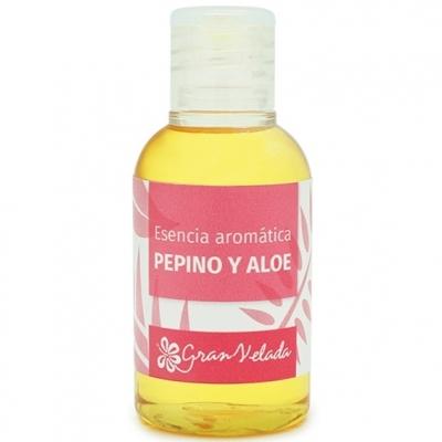 Esencia aromatica de pepino y aloe