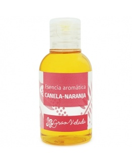 Esencia aromatica canela naranja