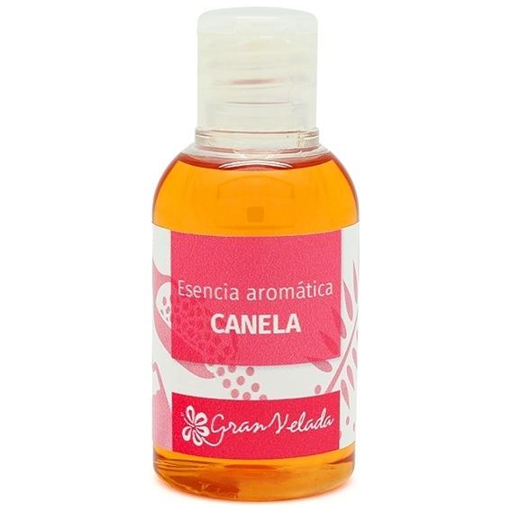 Essencia aromatica de canela