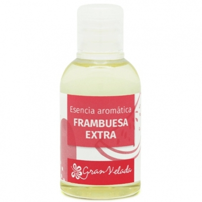 Essencia aromatica framboesa extra