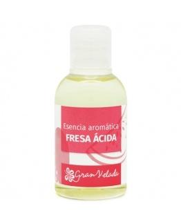 Esencia de fresa acida